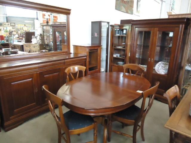 Salle manger merisier discount salle manger merisier for Cuisine a 3000 euros