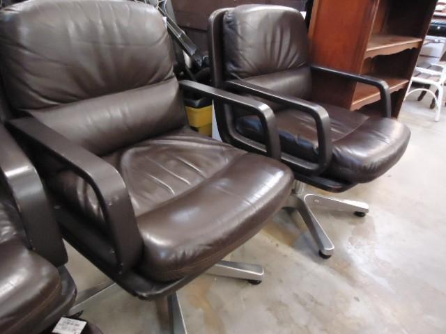 fauteuil cuir pivotant discount fauteuil cuir pivotant. Black Bedroom Furniture Sets. Home Design Ideas