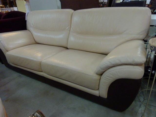 banquette cuir discount banquette cuir pas cher 320 euros val d oise. Black Bedroom Furniture Sets. Home Design Ideas