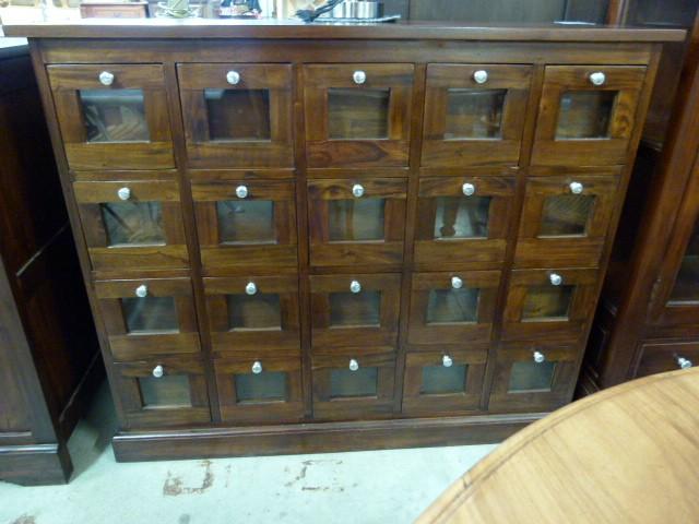 Grainetier 20 tiroirs discount grainetier 20 tiroirs pas for Grainetier meuble