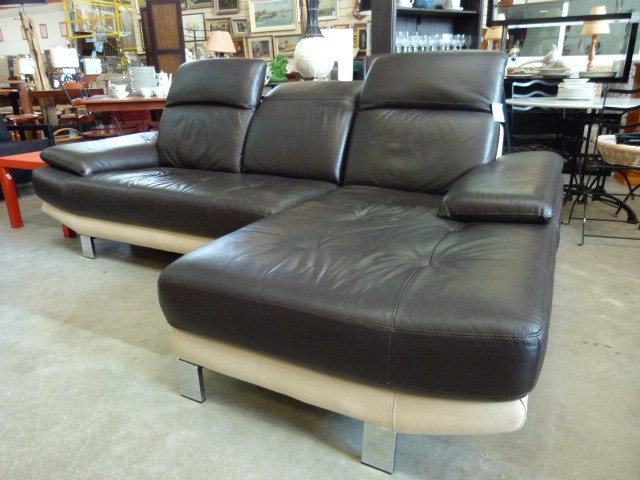 banquette m ridienne cuir discount banquette m ridienne cuir pas cher 750 euros val d oise. Black Bedroom Furniture Sets. Home Design Ideas