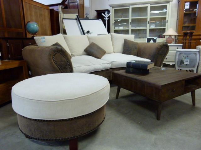 canap arrondi discount canap arrondi pas cher 570. Black Bedroom Furniture Sets. Home Design Ideas