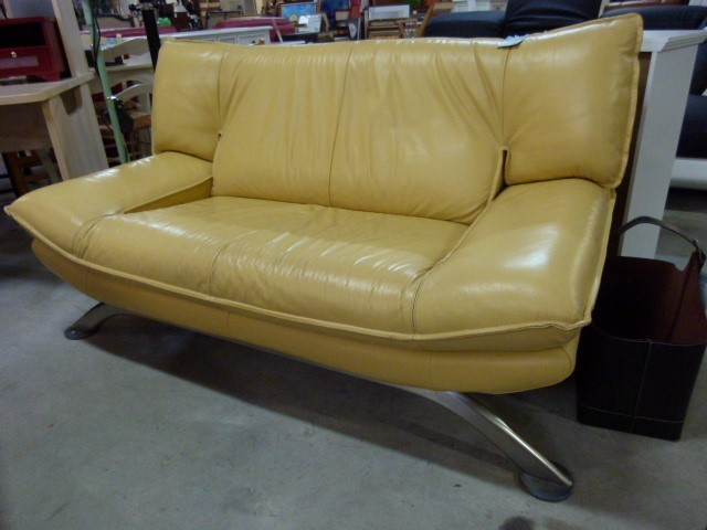 banquette cuir discount banquette cuir pas cher 150 euros val d oise. Black Bedroom Furniture Sets. Home Design Ideas