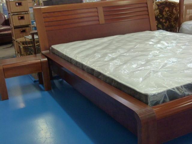 lit 160x200 merisier chevets discount lit 160x200 merisier chevets pas cher 490 euros. Black Bedroom Furniture Sets. Home Design Ideas