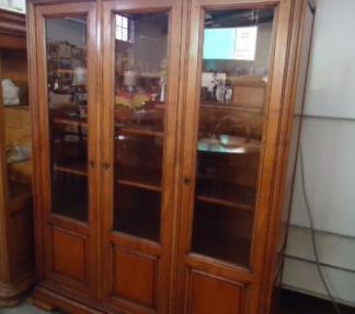 biblioth que louis philippe discount biblioth que louis philippe pas cher 690 euros val d oise. Black Bedroom Furniture Sets. Home Design Ideas